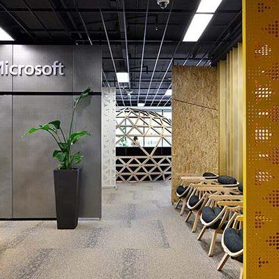 Офис - как он устроен в мировых компаниях