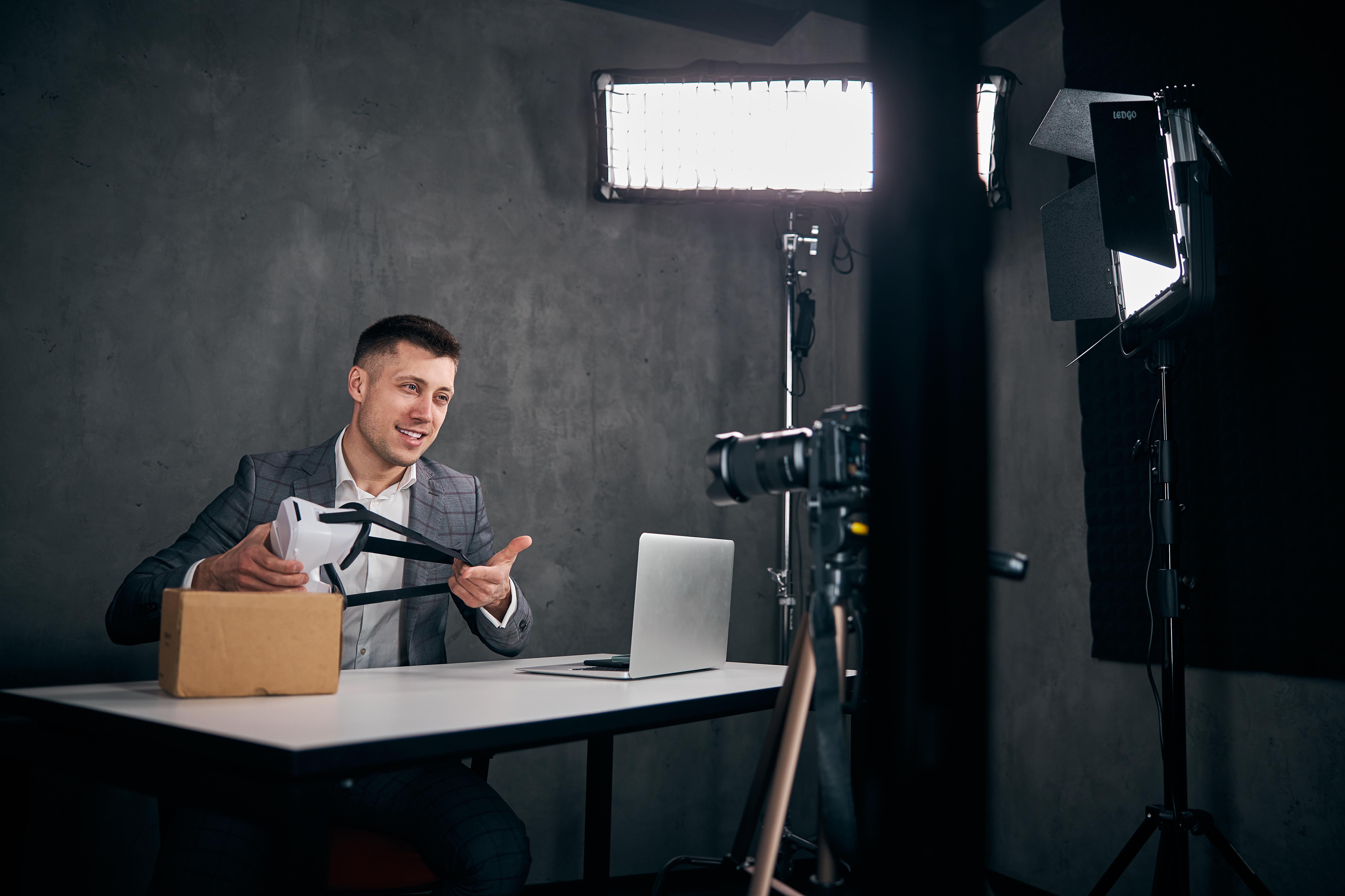 видеостудия с хромакеем